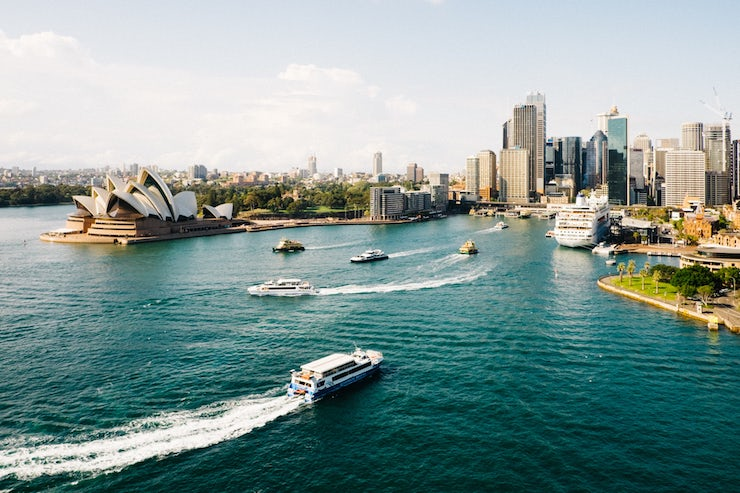 Working abroad in a destination like Sydney will help you gain global workforce skills
