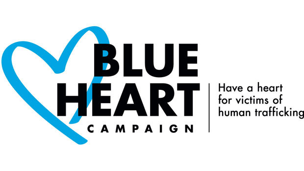 Blue Heart Logo