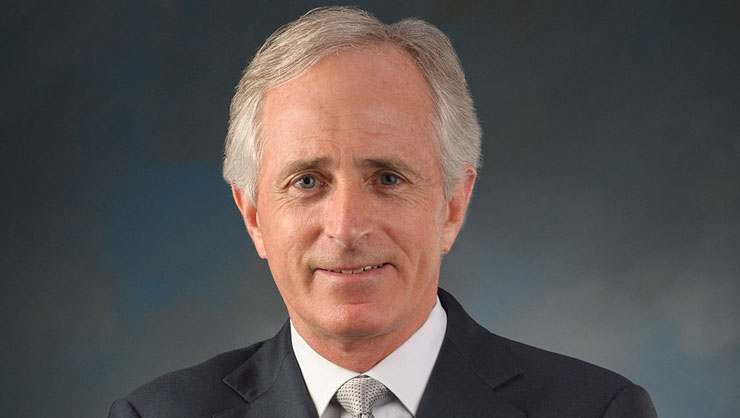 Sen. Bob Corker (R-TN), a strong supporter of our programs, is retiring at the end of this Congress.