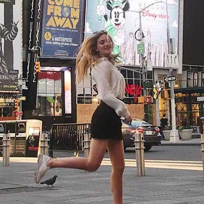 Alina, Work & Travel USA Participant