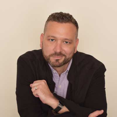 Matthew G, Brand Marketing Manager