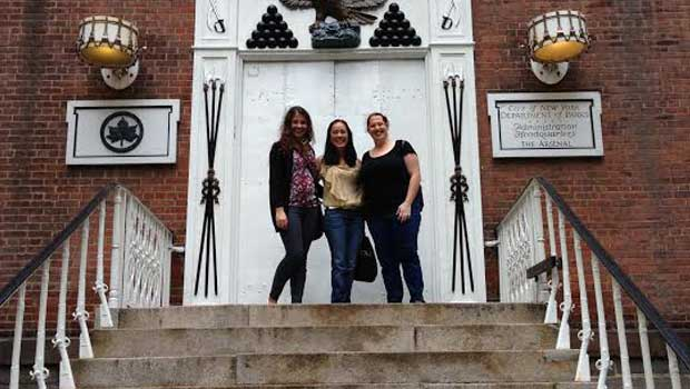 Hoboken/Jersey City Au Pair USA September Cluster Meeting