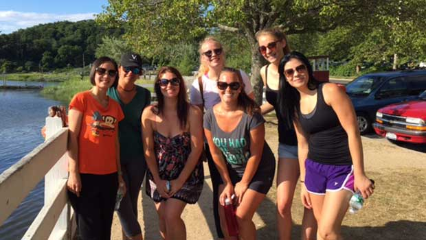 Au Pairs Exploring a New World: Let's Start Locally in Long Island