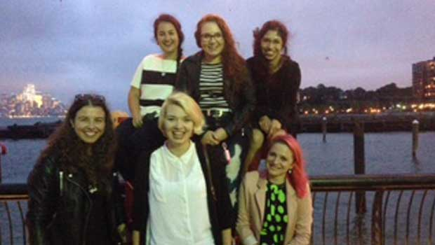Hoboken/Jersey City InterExchange Au Pair USA June Cluster Meeting