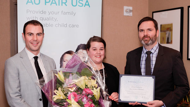 How Our Award-Winning Au Pairs Create International Families