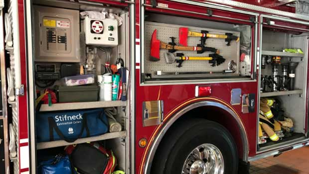 Learning About Fire Safety in Raleigh · Au Pair USA