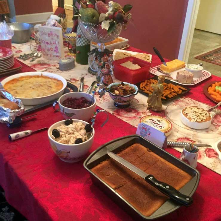 Baltimore Au Pairs Celebrate The Season With Cookies