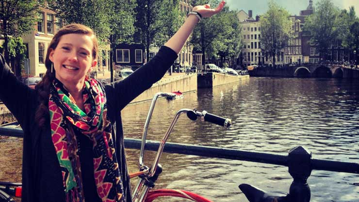 InterExchange Au Pair Alice in the Netherlands