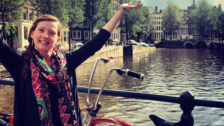 InterExchange Au Pair Alice in the Netherlands