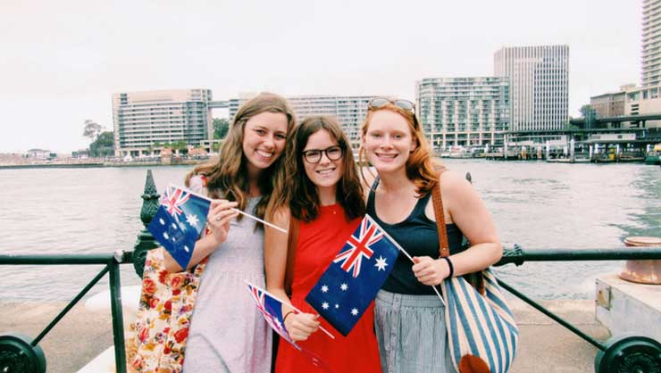 Hope and Friends in Sydney