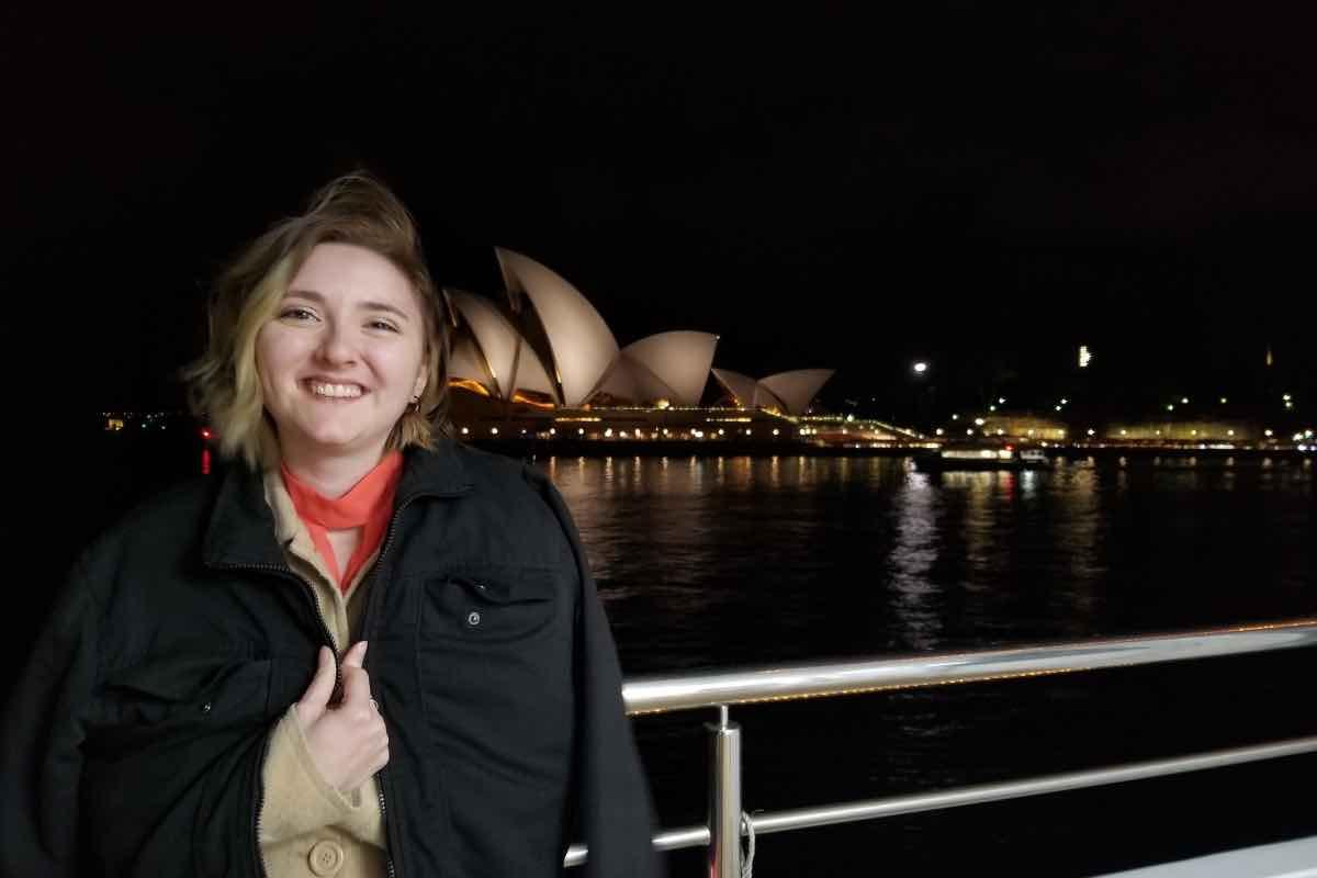 Enjoying a Sydney Harbor Cruise