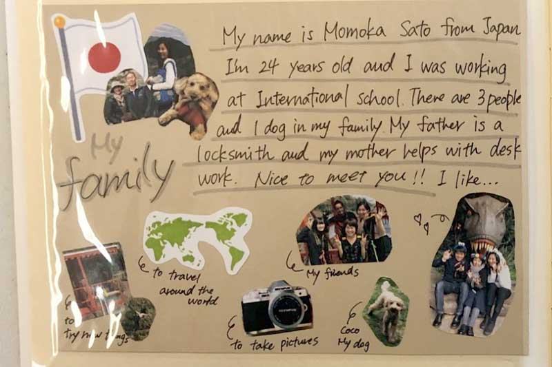 Momoka's Culture Project