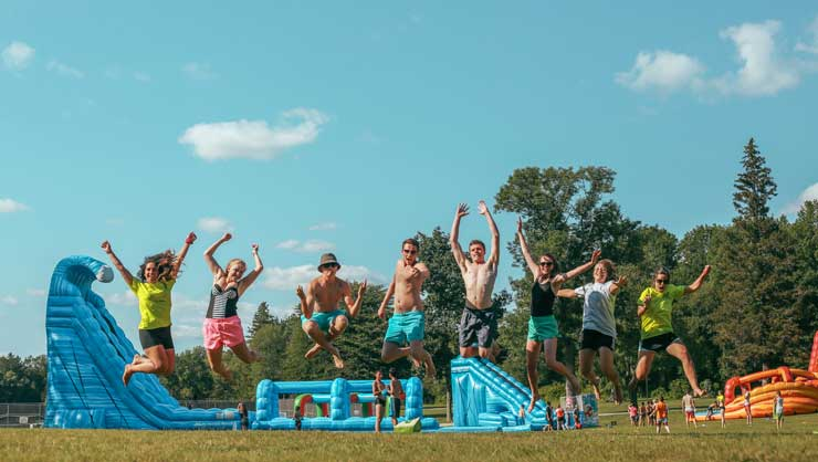 3 Camp Traditions You'll Experience As a Counselor