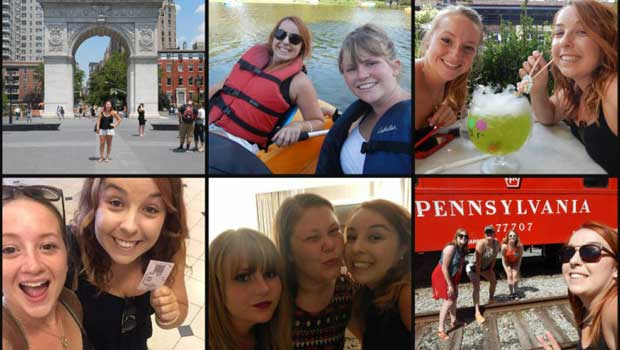 Courtney at Camp Towanda: Travel Days, Nights Off, and Next Year