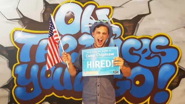 Summer Camp Dreams Come True at InterExchange Camp USA Job Fairs!
