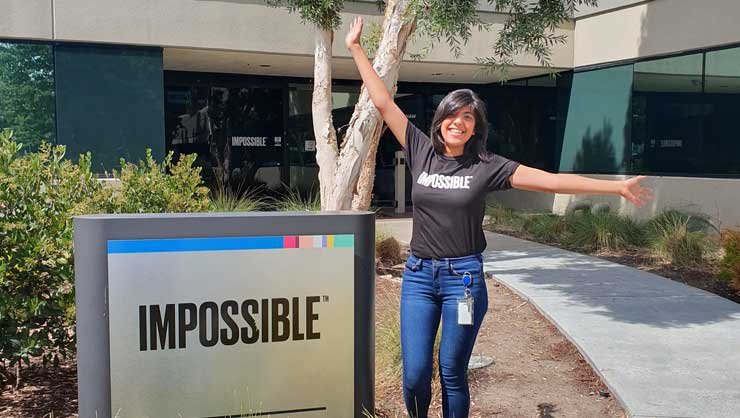 Interning at Impossible Foods Made Possible