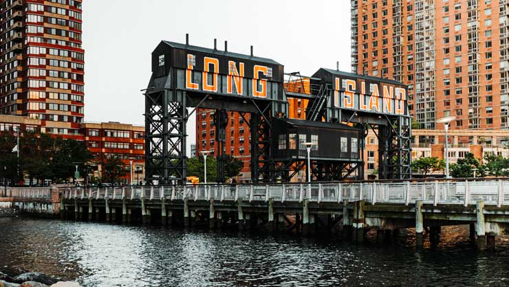 Bridge to Long Island City