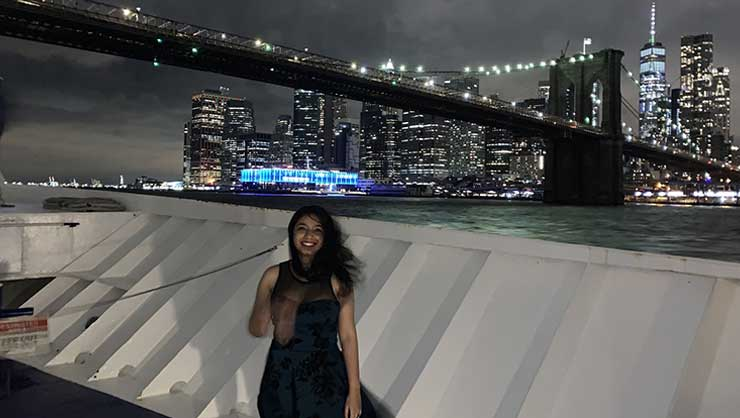 Hasti by the River in New York City