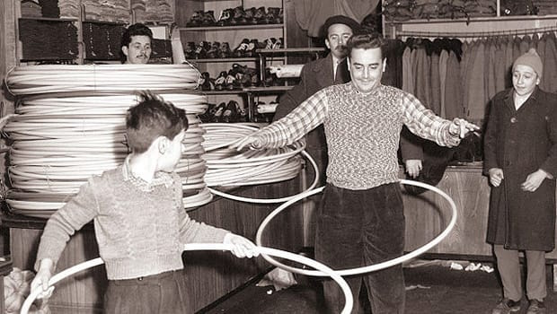 Happy Birthday, Hula-Hoop!