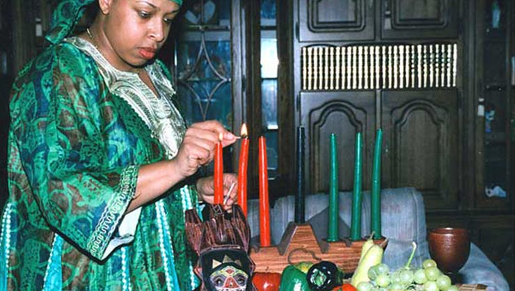 The History, Principles, and Symbols of Kwanzaa
