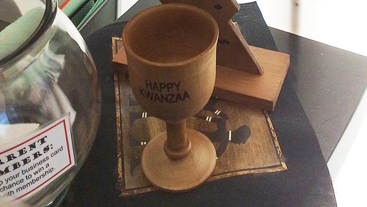 A Kwanzaa Unity Cup