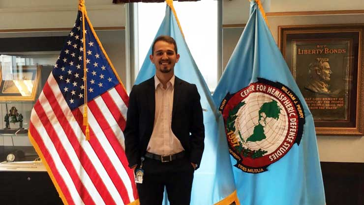 Nicolas Velasquez and the Washington D.C. Internship Experience