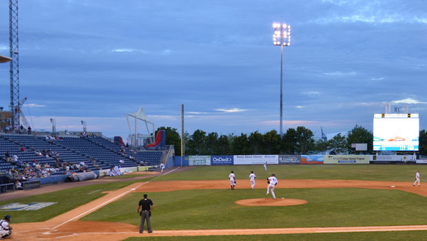 An Evening With the Staten Island Yankees