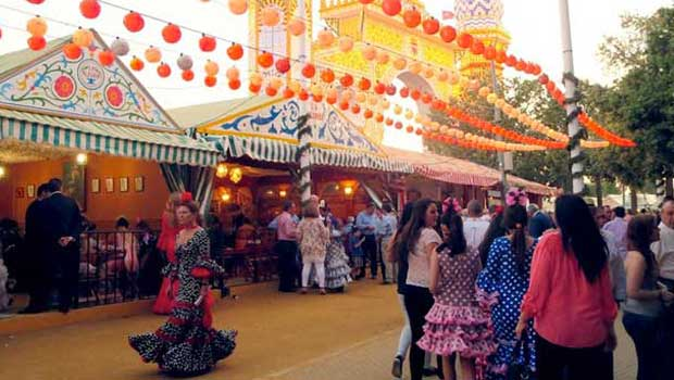 Sevilla Brims with Life at the Feria de Abril