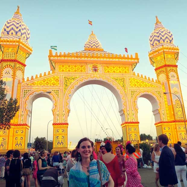 Sevilla's incredible beauty is magnified at the Feria de Abril!