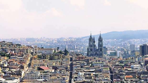 Quito is one of Jon's favorite weekend destinations!