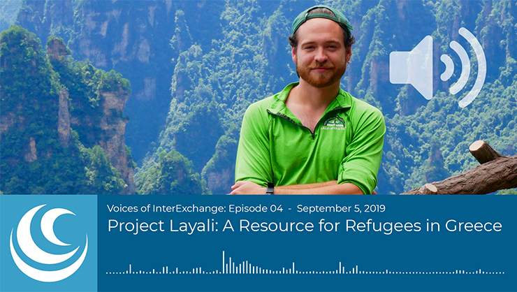 Project Layali: A resource for refugees in Greece