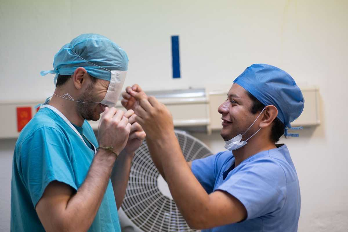Bringing Surgical Care to the Sierra Madre