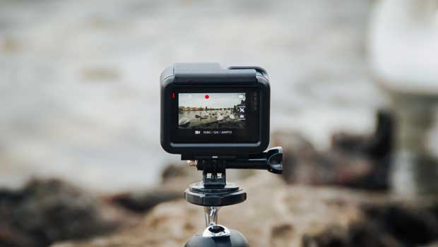 Use a tripod to keep your video steady.