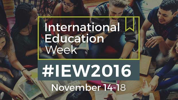 International Education Week 2016: Empowerment can be Found Abroad