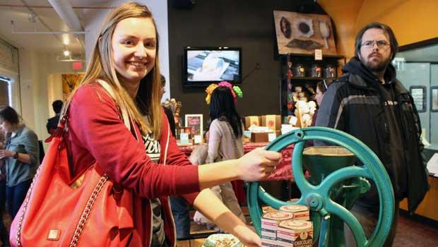 Britta: Our Grand Prize winner!