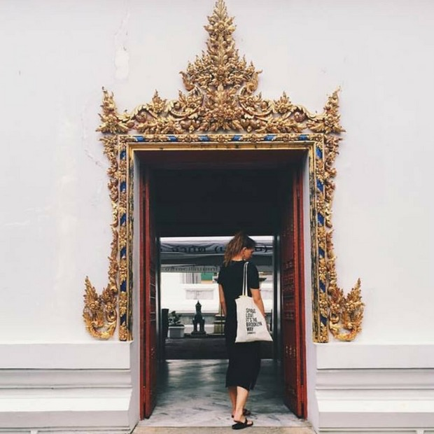 Exploring Wat Pho, an incredible Buddhist temple in Bangkok, Thailand.