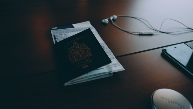 Make a backup of all your important documents, especially your passport.