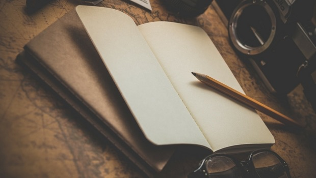 Carry a journal to record your thoughts and any new phrases you hear.
