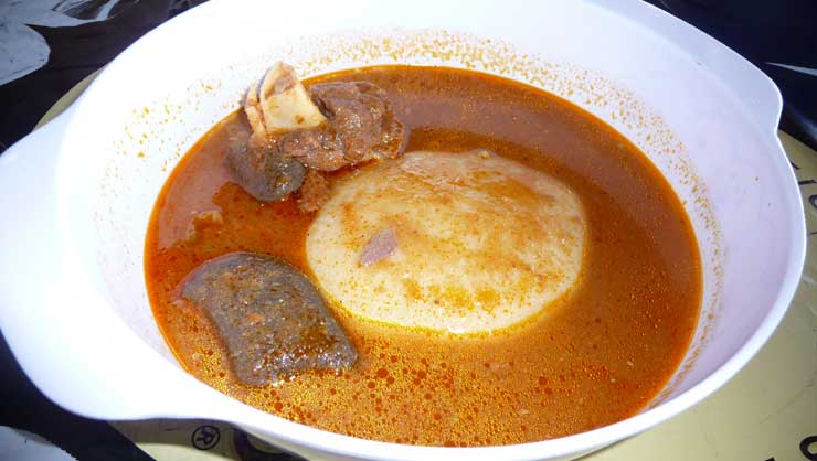 Ghanaian cuisine 101 interexchange for 101 soup cuisine