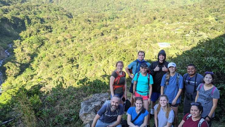 Learning Through Adventure in Costa Rica