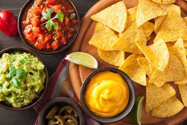 3. Chips 'n' Dips