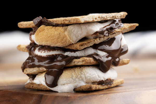 9. S'mores