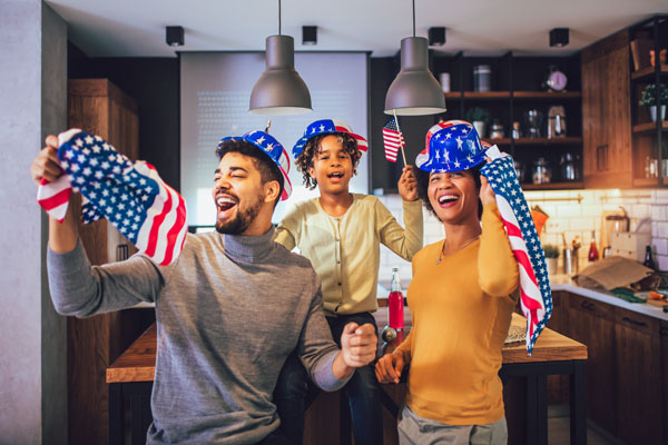2. 4th of July Themed Outfits