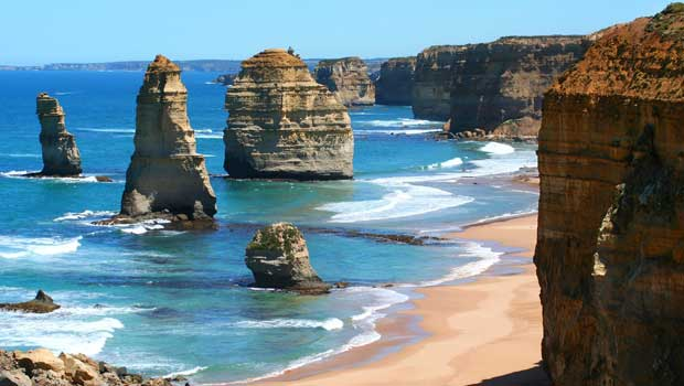 The Great Ocean Road is an Australian must do!