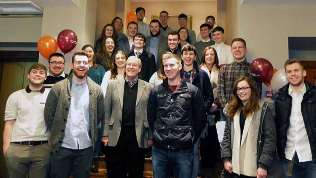 InterExchange & SAYIT Host J-1 Fair in Dublin