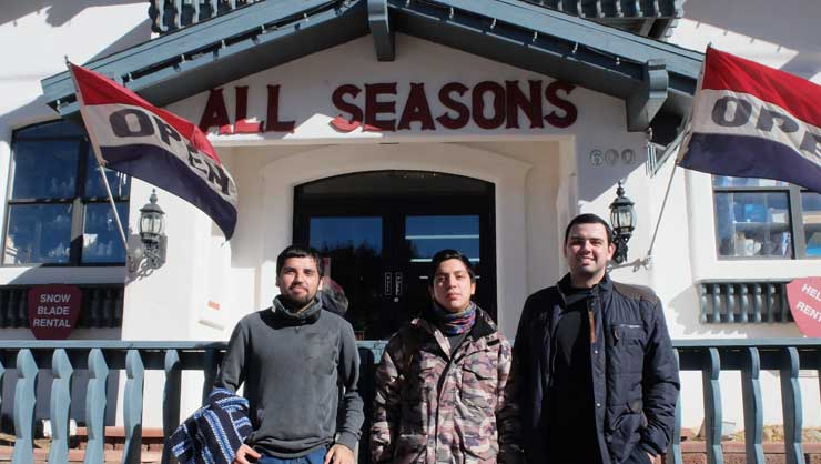 All Seasons Sports Rentals, New Mexico