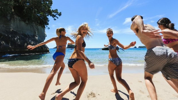 Work & Travel New Zealand Welcome Week