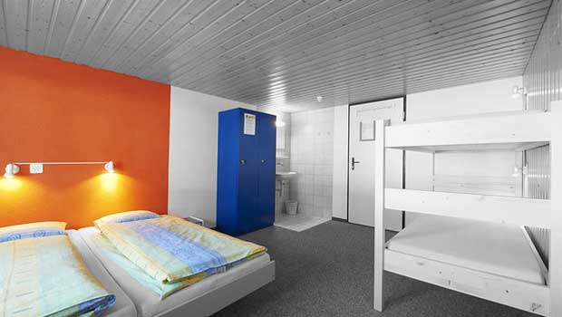Hostels can be a great way to meet other travelers!