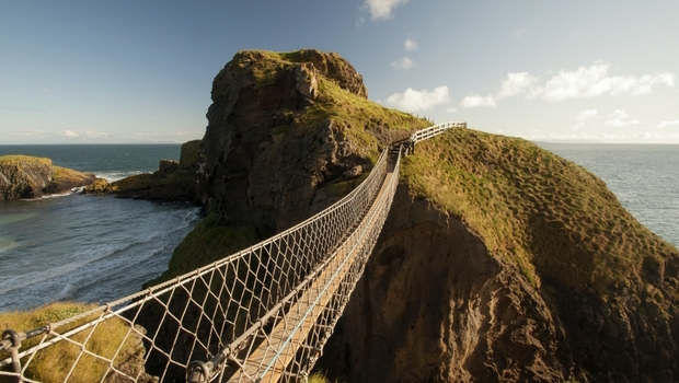 Carrick-a-Rede Rope Bridge