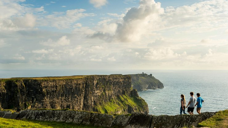 Cliffs of Moher is a filming location for lots of movies!